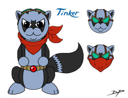 Tinker design by Espiownage