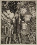 Wish I could tell the time... by Girl-anachronism