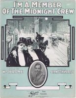 I'm A Member Of The Midnight Crew by peterpulp