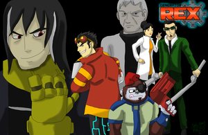 Generator Rex Wallpaper by valkdaombras