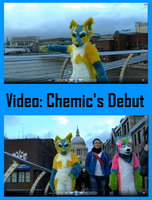 VIDEO: Chemic's London Debut by CuriousCreatures