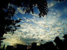 Cloudy Afternoon by WillTC
