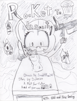 Rocket to insanity Cover by Banditmax201