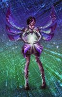 Winx Club - Tecna by Keyade