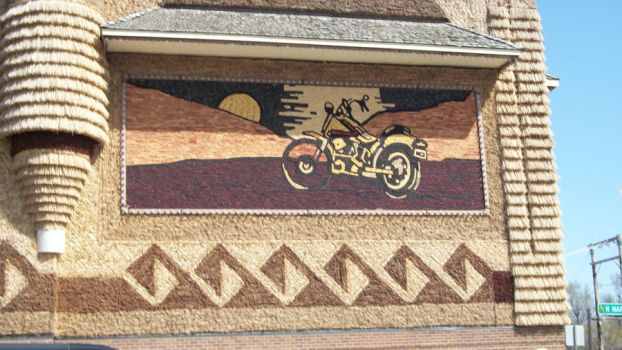 Motorcycle Corn by ABtheButterfly