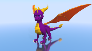 Spyro by TheApiem
