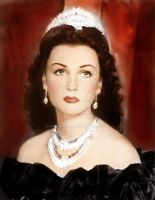 Princess Fawzia of Egypt by farahkhan