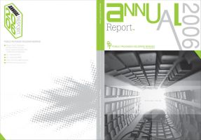 Annual Report Cover 02 by alanzbox