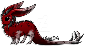 Lesser Draco Lepus: READOPTED by Kuro-Creations