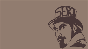 Serj Tankian Wallpaper by Klaifferon