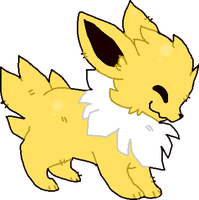 Jolteon by DemonicShadow91