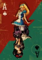 Wonderland Aces by Agent-Reaper