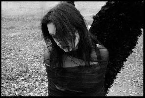Little black angel by finissage