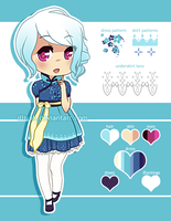 Adoptable Auction 1 [CLOSED] by illiyah