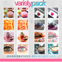 action 034 'VARIETY PACK' by ModernActions