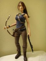 Tonner Tomb Raider 2013 - Archer by tombraiderwes
