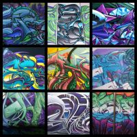 Viper collage by Viper627