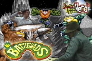 AVGN Battletoads Title Redux by x-Destinys-Force-x