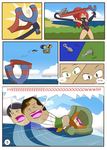 Day at the Beach: 5 of 6 by gamepal