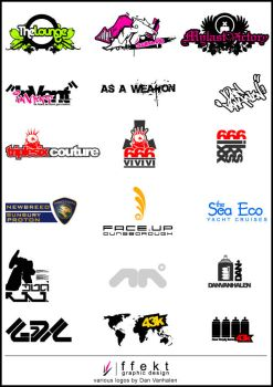 Misc Logos by ximmer