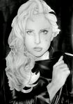 The Queen Lady Gaga by turanneth