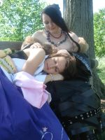 .:FFX I is sleepy:. by cosplay-muffins