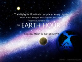 Earth Hour by prime512