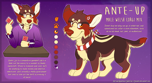 OC: Ante Up by c-Chimera