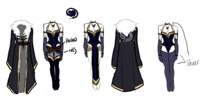 Aeon Outfit Layers by Aeonathenne