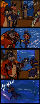 Grandpa to the Rescue by JabberwockyChamber17