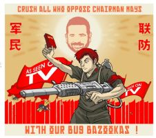 Billy Mays Propaganda by ActionMissiles