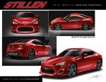 Contest Entry: Stillen FRS Body Kit WIP2 by wingsofwar