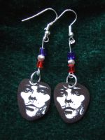 Ian Brown Earrings by Mazzi294