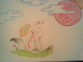 Okami Full by animeokamidrawer