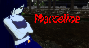 MMD Newcomer Marceline the vampire queen by Baby-AkitaNeru