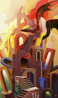 Stairskeeper by ArtofChucco