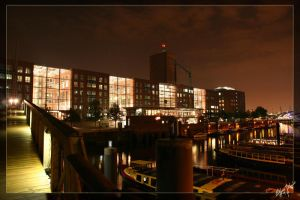 Speicherstadt Hamburg Part 4 by W0LLE