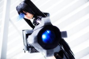 Black Rock Shooter by EmmaKyeArt