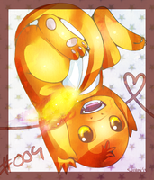 Charmander by Sarumi-off