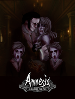 Amnesia: A Machine For Pigs by BeaVenga