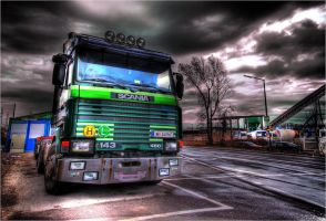 Truck by focusgallery