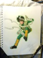 Rock Lee by EymBee