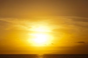 Tenerife Sunset by sudd