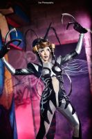 One-Punch Man - The Mosquito Girl 01 by vaxzone