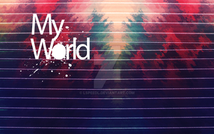 My World by lSpeeDl
