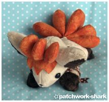 Patchwork Vulpix by Patchwork-Shark