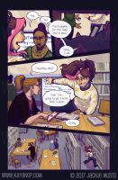 Kay and P: Issue 21, Page 06 by Jackie-M-Illustrator