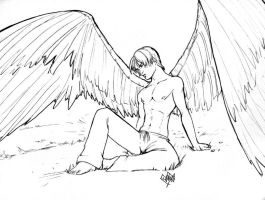 Hunky Angel by ComfortLove