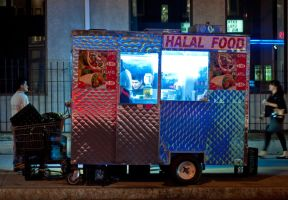HALAL FOOD by Mjag