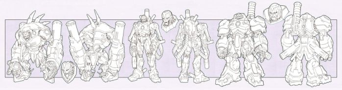 Sentinel designs by diablo2003